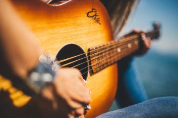 Peter Sarstedt verstand es, die Gitarre zu spielen.