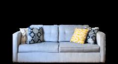 Sowohl Sofa als auch Sitzsack können extrem gemütlich sein