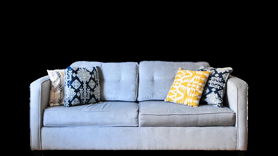 Egal ob Sofa oder Sitzsack - sie können extrem gemütlich sein