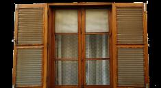 Gardinen werden im Gegensatz zu Plissees viel häufiger verwendet