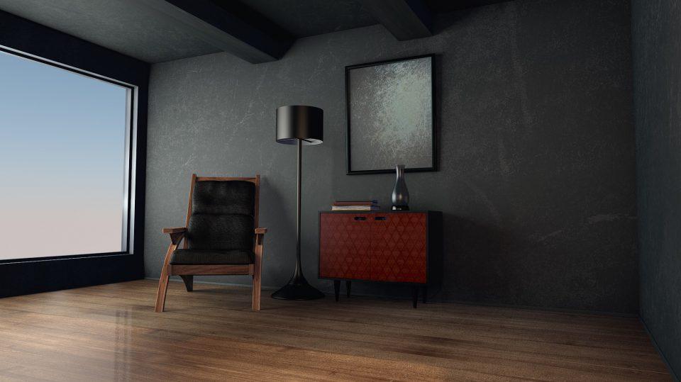 Mithilfe entsprechender Software kann man digital seine Wohnung einrichten
