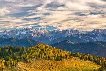Ein Österreich Urlaub verspricht atemberaubende Bilder wie diese