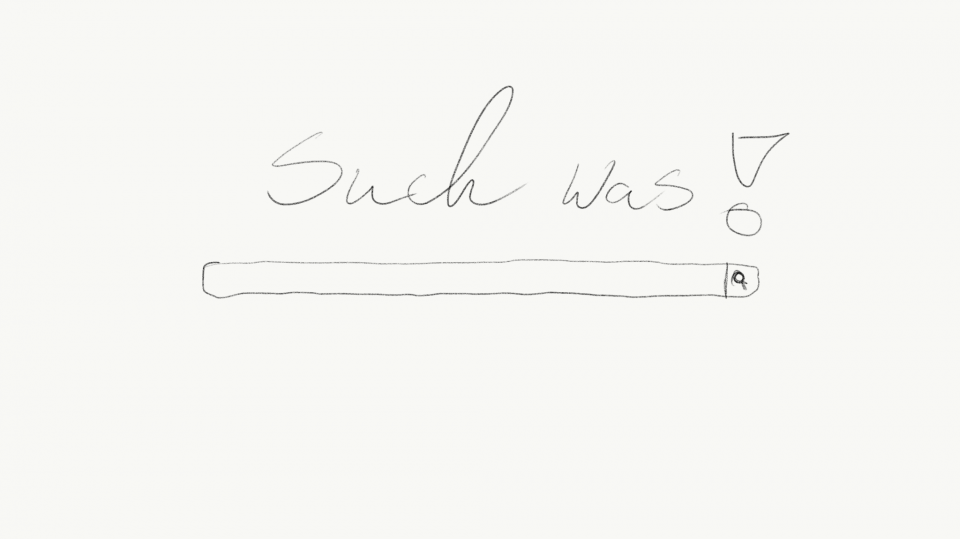 Die skizzenhafte Darstellung einer Suchmaschine