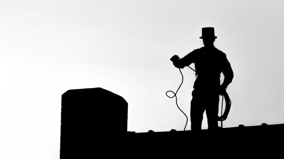 Auf der Walz tragen die Gesellen meist einen Zylinder oder schwarzen Hut