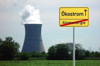 Viele die Ökostrom beziehen setzen damit ein Statement gegen die Atomenergie