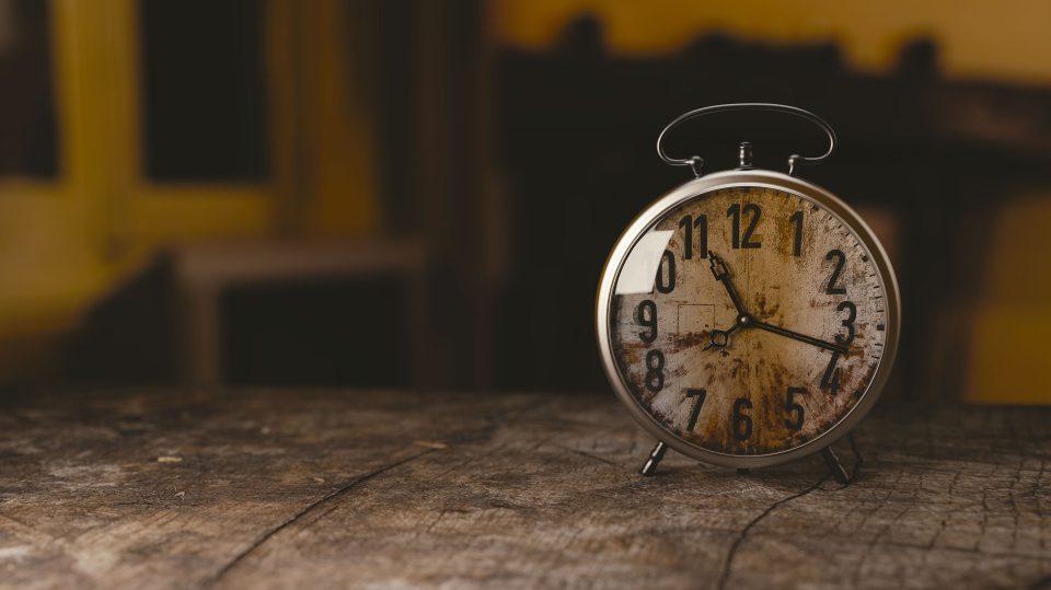Die Entstehungsgeschichte der Uhr ist lang