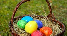 Wenn wir Ostern feiern gehören bemalte Ostereier lange zur Tradition