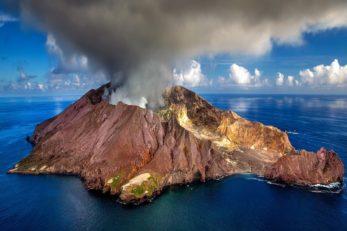 Der Ätna ist der wohl bekannteste Vertreter der Vulkane in Europa