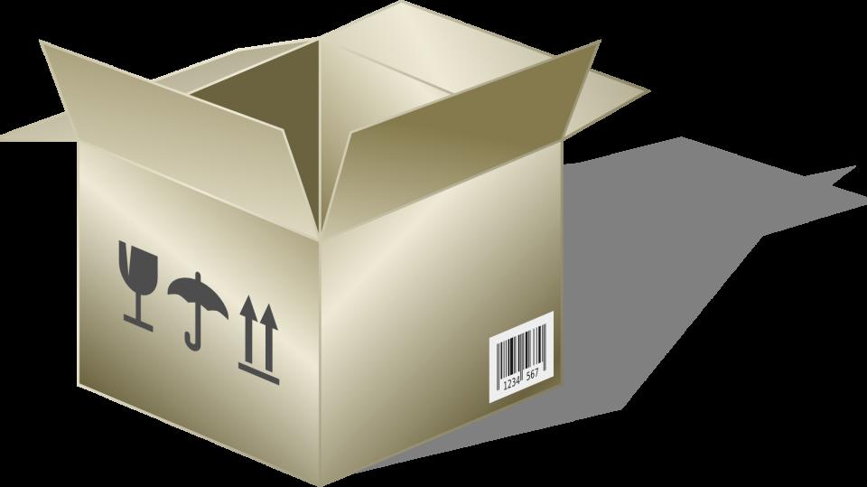 Für den Umzug empfehlen sich zur Zwischenlagerung vor allem Umzugskartons