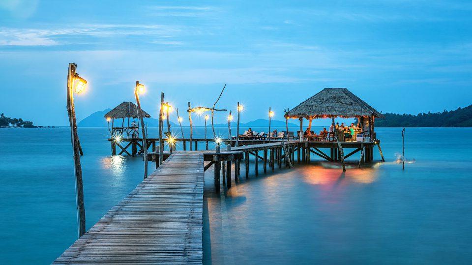 Thailand ist sehr facettenreich und kann malerisch schön sein