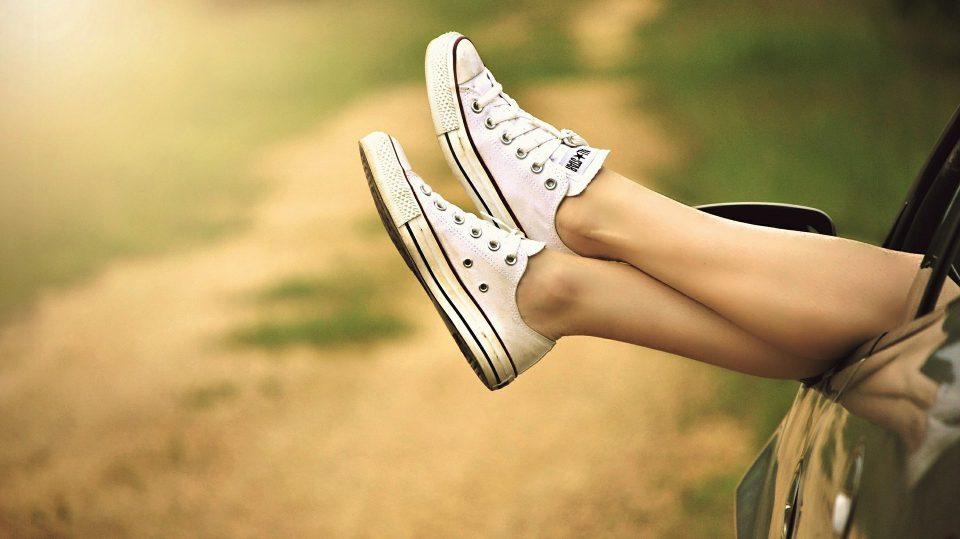 Zu jedem Fuß gibt es auch den passenden Schuh