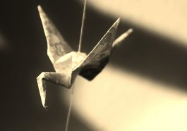 Akira Yoshizawa galt als einer der bedeutendsten Origami Künstler seiner Zeit