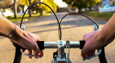 Die richtige Tritttechnik sorgt für ein effizienteres Fahrradfahren
