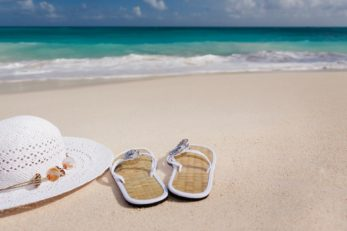 Mit den meisten Zimtlatschen sollte auch ein Aufenthalt am Strand kein Problem sein