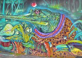 Das Krokodil im New Yorker Abwassersystem zählt zu einer der bekanntesten Urban Legends
