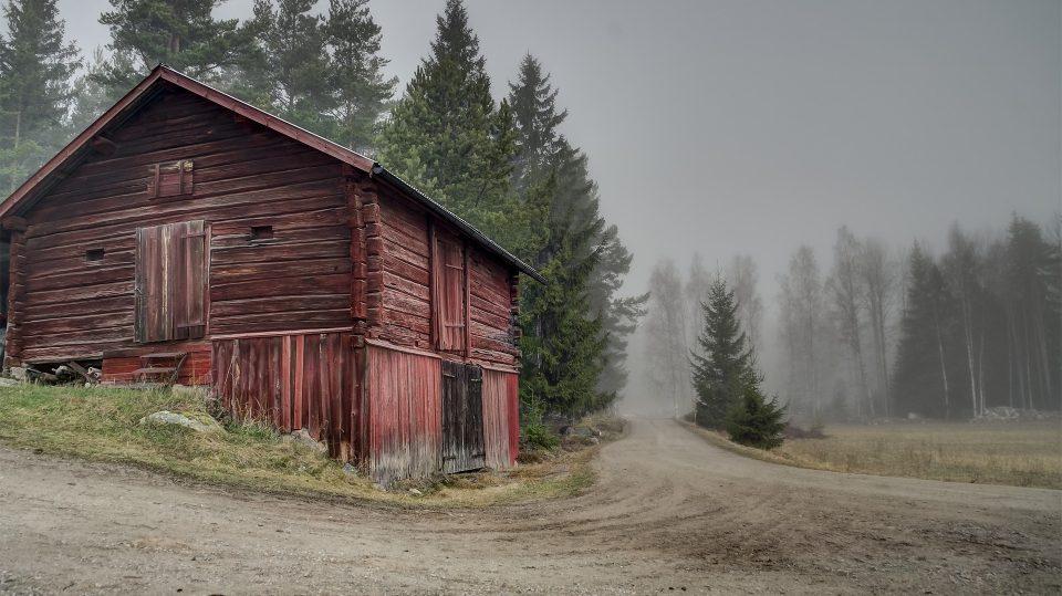 Schwedische Krimis überzeugen meist durch ihre düstere Farbgestaltung
