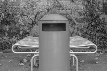 Sprechende Mülleimer? Die gibt es wirklich!