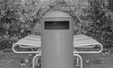 Warum sprechen die Mülleimer in meiner Stadt mit mir?