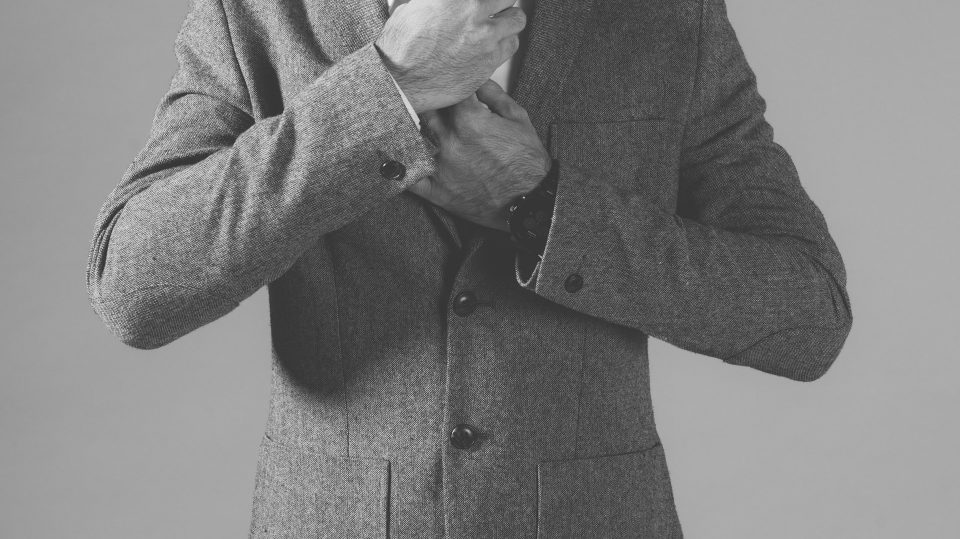 Der Anzug - seit jeher das Kleidungsstück Nummer eins für festliche Anlässe