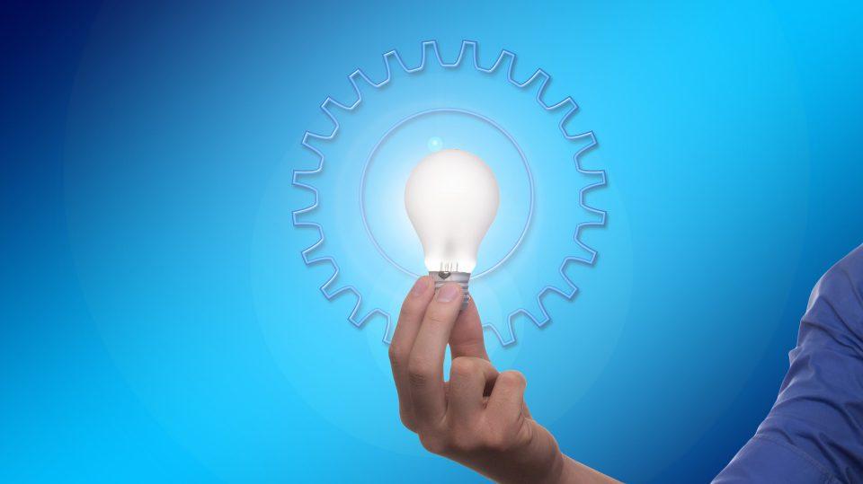 Immer für neue Ideen offen: der Unternehmensberater.