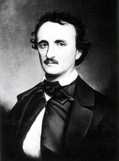 Portrait von Edgar Allan Poe