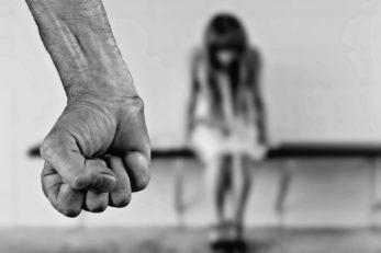 Falsche Kindererziehung mit Gewalt