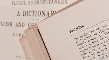 Fachbegriffe im Lexikon nachschlagen