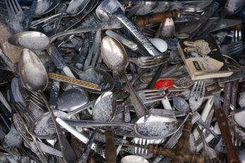 Mit diesen Putztipps bekommt man das alte Silberbesteck sauber