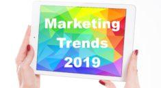 Marketing-Trends 2019 aus Sicht einer Werbeagentur