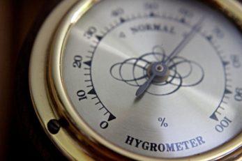 Wie ein Hygrometer funktioniert erklärt