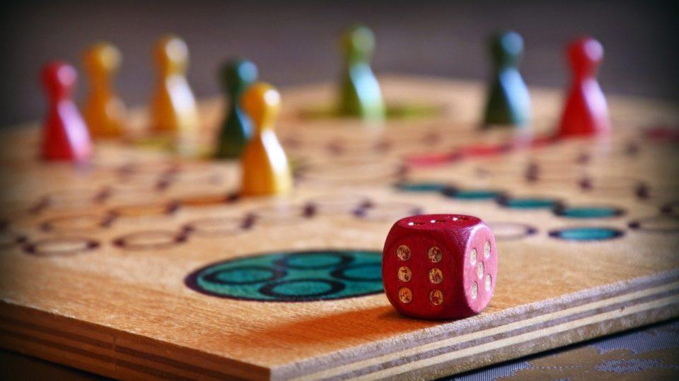 Es gibt viele Spiele gegen Langeweile